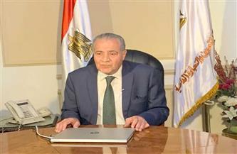 وزير التموين: تشغيل 600 مركز متطور وتأهيل 1400 مكتب خلال العام الجديد