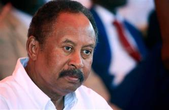 حمدوك: السودان يعول على دور مصر الداعم لإسقاط وإعادة جدولة الديون الخارجية عليه