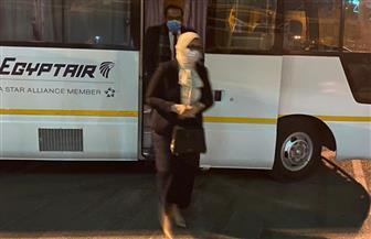 وزيرة الصحة تتوجه إلى الإمارات لبحث خطة توريد دفعات لقاح فيروس كورونا لمصر