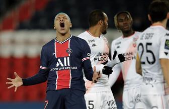 ليل ينفرد بصدارة الدوري الفرنسي وباريس سان جيرمان يلاحقه مع تراجع ليون
