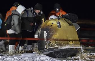 مسبار الفضاء الصيني يعود إلى الأرض بعد رحلة إلى القمر