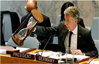 روسيا والصين تشكّكان في حقّ ألمانيا بالمطالبة بمقعد دائم في مجلس الأمن