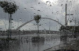 أمطار رعدية وطقس سيئ يضرب السويس