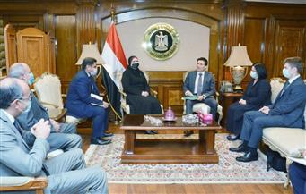 وزارة الصناعة تستضيف اجتماعات الخبراء لمناقشة اتفاق التجارة الحرة بين مصر والاتحاد الأوراسي