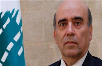 وزير الخارجية اللبناني: مصر تمثل بوصلة الأمان للمنطقة والتوجه العربي المشترك