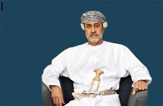 سلطان عمان يتسلم رسالة خطية من الـرئيس الفلسطيني