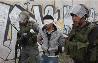 قوات الاحتلال الإسرائيلي تعتقل 8 فلسطينيين من الضفة الغربية
