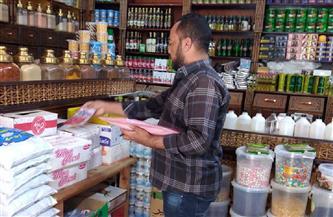 تحرير 8 محاضر في حملة على محلات بيع الزيوت ومحطات الوقود بسفاجا | صور