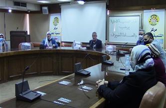 وزير التنمية المحلية: دورة تدريبية متخصصة بمركز سقارة لرفع مهارات العاملين بمشروعك | صور