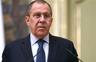 لافروف: ندين الوجود العسكري الأجنبي في سوريا واتخذنا عدة قرارات لدعم إعادة الإعمار هناك