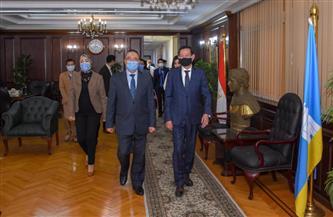 محافظ الإسكندرية يستقبل السفير الفيتنامي لبحث سبل التعاون بين الجانبين   صور