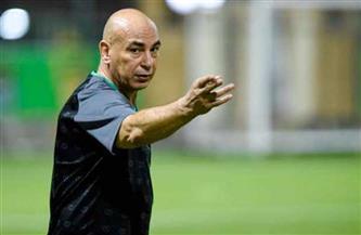 حسام حسن يختار 20 لاعبا لمواجهة سموحة في الدوري