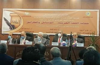 رئيس جامعة الأزهر: الحفاظ على اللغة العربية دعوة للحفاظ على الإسلام