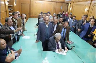 محامو الإسكندرية يصوتون لصالح قرار دمج النقابتين الفرعيتين