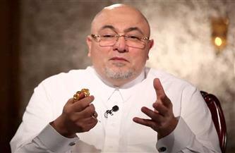 خالد الجندى يوضح حكم التهنئة بالكريسماس وأعياد الميلاد والمناسبات الاجتماعية| فيديو