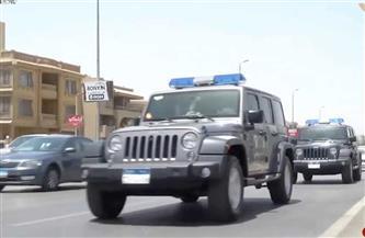 حملات أمنية مُكثفة على الطرق والمحاور لضبط حالات القيادة تحت تأثير المواد المخدرة
