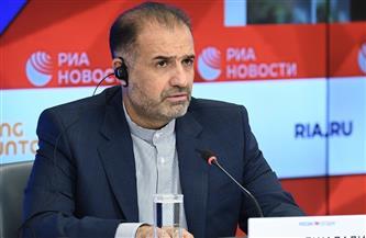 سفير إيران لدى موسكو: هناك أدلة كثيرة على تورط إسرائيل في اغتيال فخري زاده