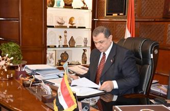 «القوى العاملة»: تعيين 599 شابًا وتحرير 63  محضرًا وغلق 17 منشأة مخالفة بدمياط