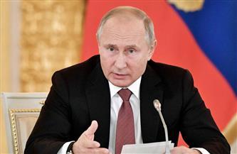 بوتين يبحث مع أعضاء مجلس الأمن القومي الروسي سبل الرد على العقوبات الأمريكية