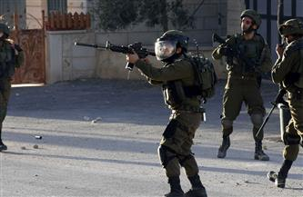 إصابة فلسطيني بالرصاص المطاطي في الوجه خلال المواجهات مع الاحتلال الإسرائيلي