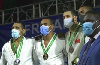 مصر تتربع على قمة جدول البطولة الإفريقية للجودو برصيد 5 ميداليات