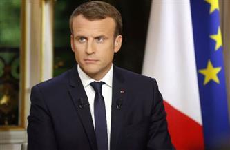 الرئيس الفرنسي يكشف تطورات حالته الصحية