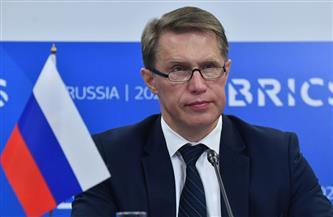 وزير الصحة الروسي يبحث مع نظيره الألماني الإنتاج المشترك للقاحات الروسية ضد «كورونا»