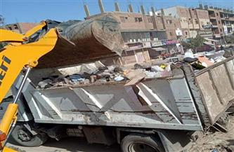 رفع 90 طن قمامة ومخلفات في حملات نظافة بقرى سمنود بالغربية