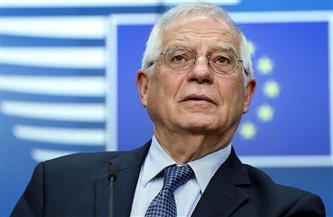 بوريل لعباس: الاتحاد الأوروبي يجرى اتصالات لوقف التصعيد في الأراضي الفلسطينية