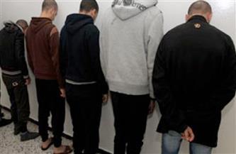 ضبط المتهمين باستدراج سائق وذبحه بدافع السرقة فى سمنود بالغربية