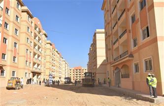 غدًا.. بدء الحجز الإلكتروني لـ564 وحدة سكنية بـ«الإسكان المتميز» بمدينة رشيد الجديدة