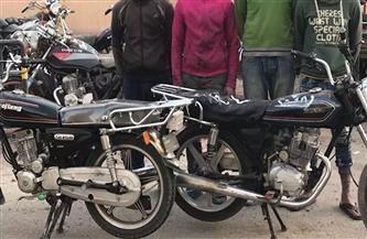 ضبط 599 دراجة نارية مخالفة في حملة أمنية خلال 48 ساعة