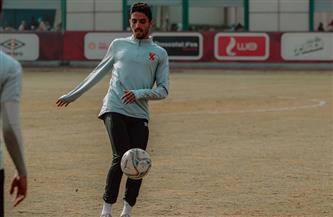 طاهر يعود للمشاركة في تدريبات الأهلي