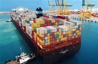 تداول 27 سفينة حاويات وبضائع وتفريغ 2800 طن رخام بموانئ بورسعيد