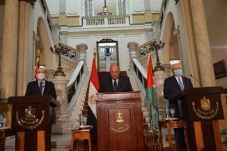 وزير خارجية الأردن: ندعم حق الشعب الفلسطيني بدولة مستقلة وذات سيادة