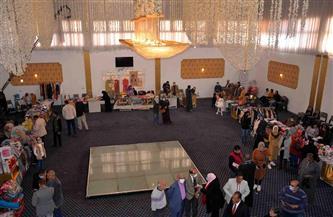 افتتاح معرض «الأسر الأقصرية والمرأة المعيلة» بالأقصر | صور