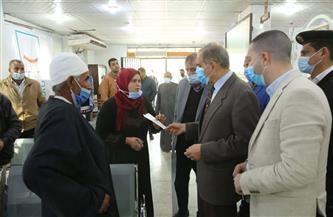 محافظ كفر الشيخ يحث المواطنين للاستفادة من مبادرة «التصالح حياة» ويؤجل تقديم البحث