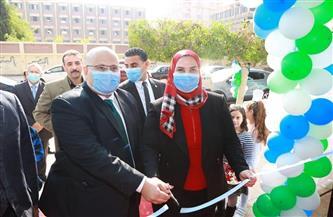 نيفين القباج تفتتح المركز الرئيسي لمؤسسة «الدواء للجميع» الخيرية   صور