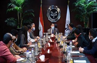 وزيرة الهجرة تشكر «هيئة الاستثمار» لتوفير فرص تدريب لشباب المصريين بالخارج | صور