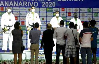 18 ميدالية عربية في البطولة الإفريقية للجودو