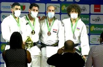 مصر تتصدر والجزائر ثانيًا فى ختام البطولة الإفريقية للجودو