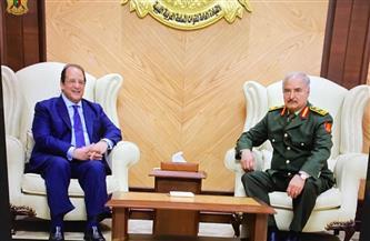 رئيس المخابرات العامة يزور بنغازي لنقل رسالة دعم إلى الأشقاء في ليبيا