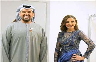 أنغام تحيى حفلًا بالشارقة نهاية ديسمبر بصحبة حسين الجسمي