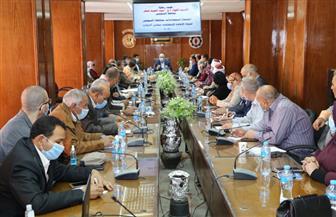 محافظة السويس تستعد لانتخابات الإعادة لمجلس النواب | صور