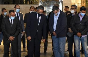 وزير الآثار ومستشار الرئيس يتفقدان متحف العاصمة الجديد| صور