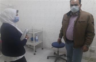 إحالة 37 من العاملين بوحدة طب الأسرة بالغربية إلى التحقيق  صور