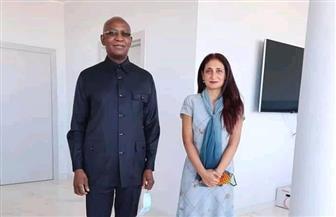 سفيرة مصر في داكار: نولي أولوية للتعاون مع الأفارقة في كافة المجالات الاستثمارية