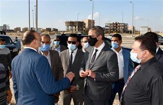 «الأنصاري» يوجه بسرعة توصيل التيار الكهربائي لمبنى «بنك مصر» بالفيوم الجديدة
