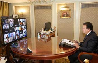 وزير التعليم العالي يلقي كلمة المجموعة العربية في الدورة 210 بمنظمة اليونسكو