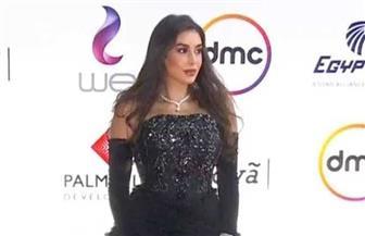 «بالأسود».. ياسمين صبري تخطف الأنظار في افتتاح «القاهرة السينمائي» | صور